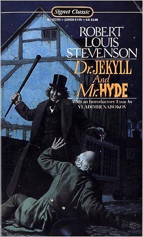 Amazon.com: Dr Jekyll and Mr Hyde (Signet Classics) (9780451523938):  Stevenson, Robert Louis, Nabokov, Vladimir: Books