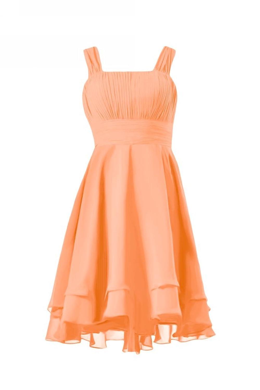 DaisyFormals Short Bridesmaids Dress High Low Party Dress (BM914)