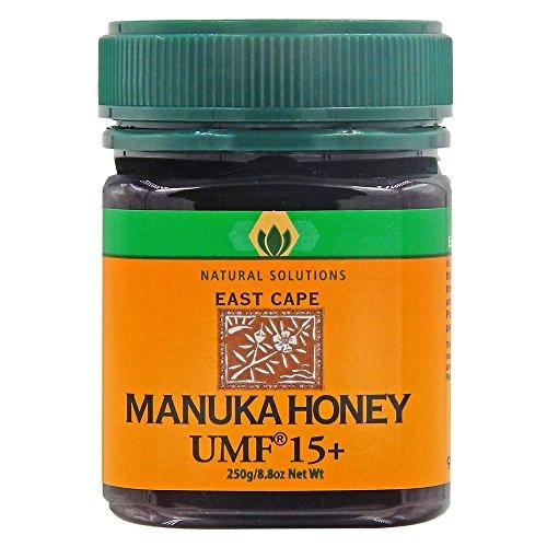East Cape Te Araroa Premium Manuka Honey UMF Certified 15+-MGO 668 (Small) (East Cape)