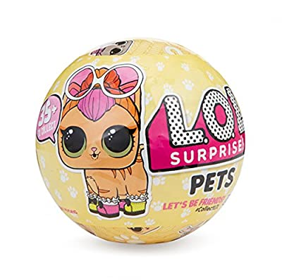 L.O.L. Surprise Pets Surprise Lets Be Friends 1 Ball from MGA Entertainment