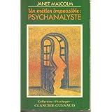 Un métier impossible : psychanalyste