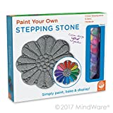 MindWare Paint Your Own Stepping Stone: Flower