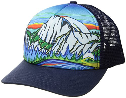 Sunday Afternoons Artist Series Trucker Cap, Half Dome, One Size