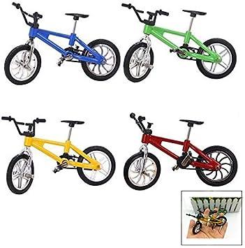 iPobie Dedo Bicicleta de montaña, 4 Unids 1:18 Miniatura ...