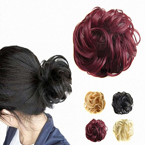FESHFEN Scrunchy Scrunchie Hairpiece Extensions product image