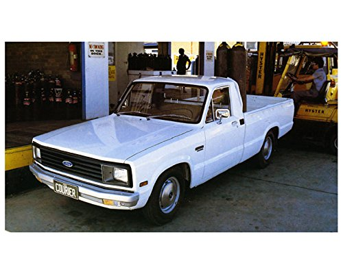 Amazon 1983 1984 Ford Courier 1 Ton Pickup Truck Factory Photo