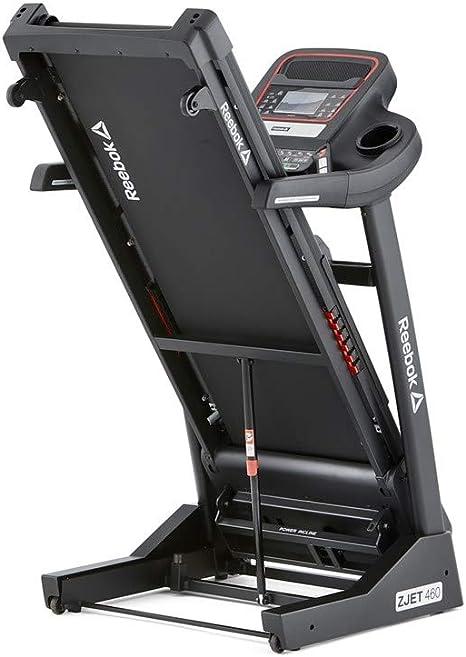 Reebok ZJET 460 Treadmill + Bluetooth: Amazon.es: Deportes y aire ...