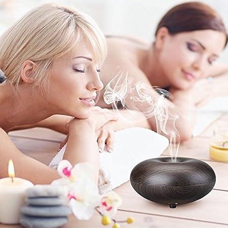 Amazon.com : VicTsing Humidificador Ultrasónico, Humidificador con Esencias, Difusor de Aromaterapia de Vapor Frío para Bebe, Hogar : Beauty
