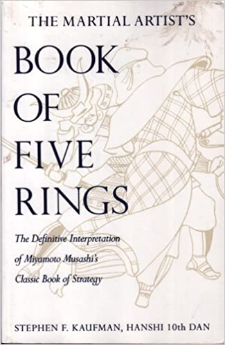 The Martial Artists Book Of Five Rings The Definitive