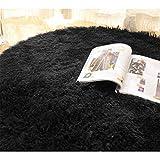 moonrug Ultra Soft Fluffy Oval Area Rugs Shaggy