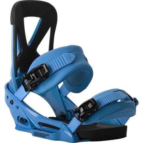 Burton Mission EST Snowboard Binding True Blue TRUE BLUE S
