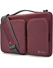 tomtoc Original 360° Protective Laptop Sleeve Shoulder Bag for 11.6 13 13.5 14 15.6 Inch Laptop