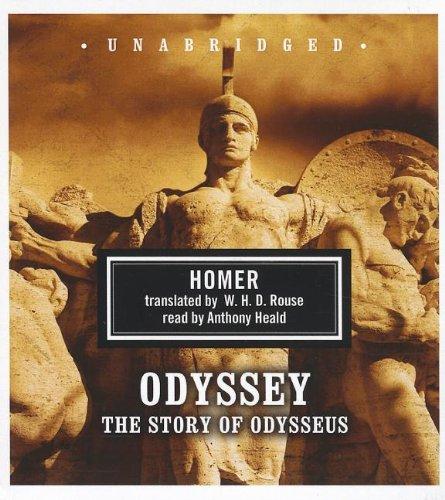 Odyssey The Story Of Odysseus Homer 9781433289156 Amazon Books