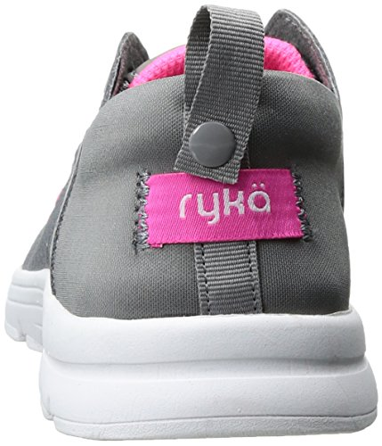 RYKA Frauen Joyful Wanderschuh Grau / Pink