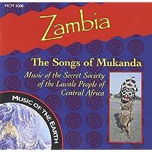 Zambia-Songs of Mukanda