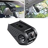 HD 1080P Dash Cam Pro Stealth Dash Camera for Car Camera Recorder Dashcam, 170 Degree Wide Angle Dashboard Camera, Car DVR Vehicle Camera Novatek