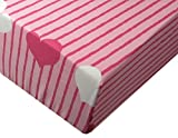 Sweet and Sassy 60% Cotton (FITTED SHEET ONLY) Size FULL Girls Kids Bedding