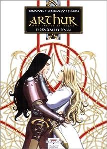 """Afficher """"Arthur n° 5<br /> Drystan et Esyllt"""""""