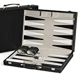 PU Leather Backgammon Leisure Games Chess