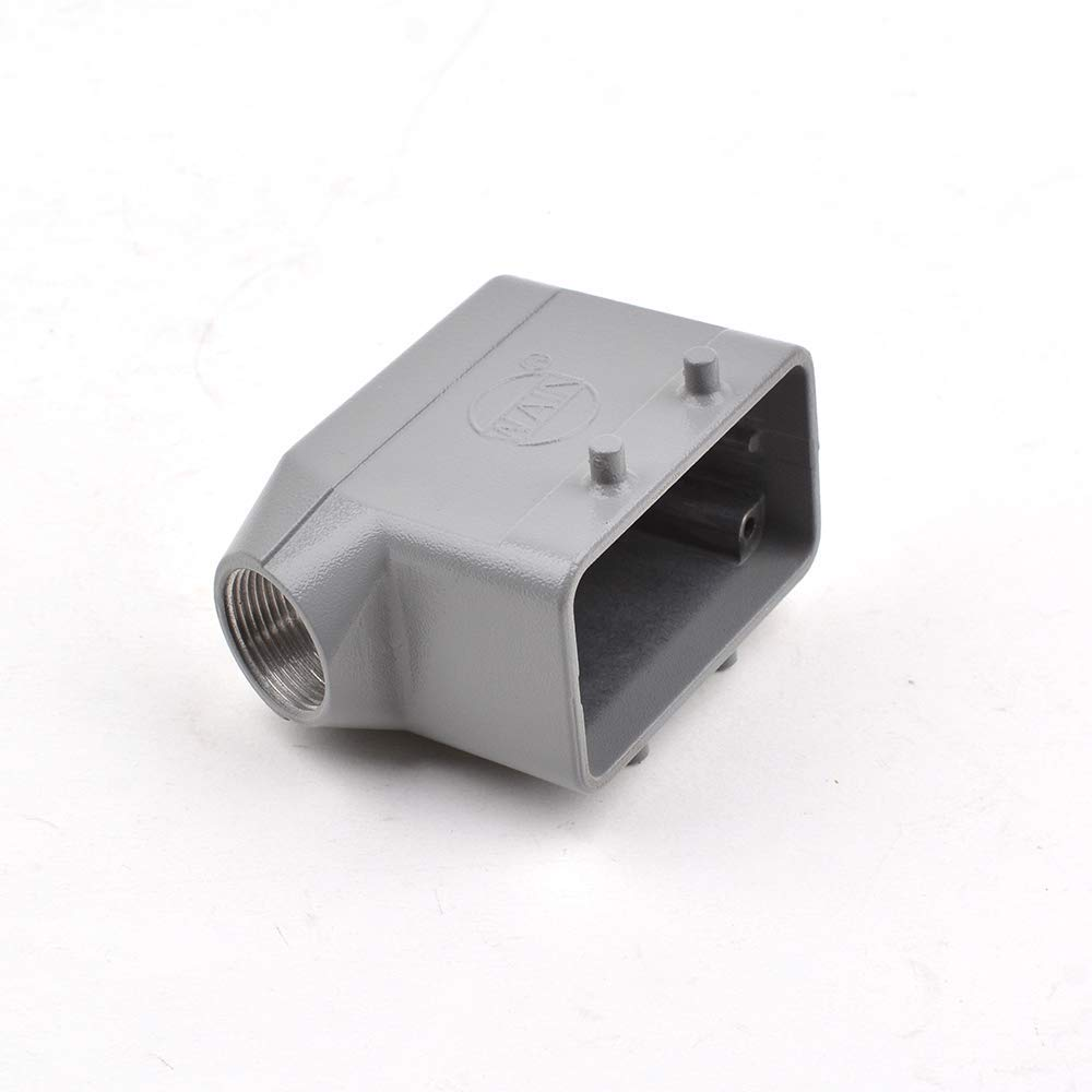 Suitable for Cold Crimp Terminal//Contact,Industrial Connectors Series WAIN Han-Com Heavy Duty Connector Female Inserts HK-004//4-FC 4//4+PE,690V//250V,70A//10A