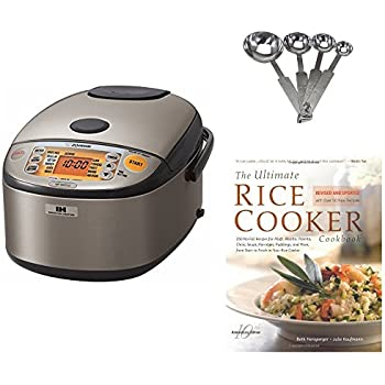 Amazon.com: Zojirushi NP-HCC10 Induction Heating Rice