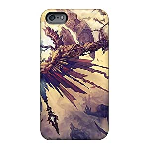 Protective Cell-phone Hard Cover For Apple Iphone 6 Plus With Allow Personal Design Vivid The Judge Skin Hardcase88