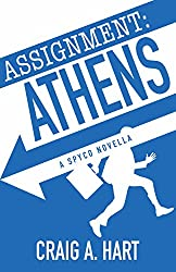 Assignment: Athens (A SpyCo Novella Book 1)