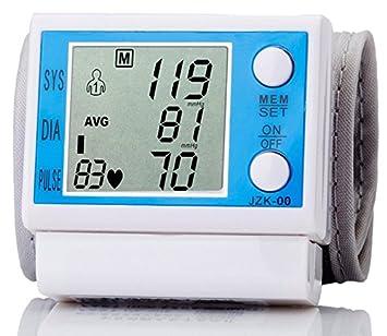 - Tensiómetro de Muñeca EW-1510 Profesional Sangre druk de y Pulso BU 510 SBM 21 M500: Amazon.es: Informática