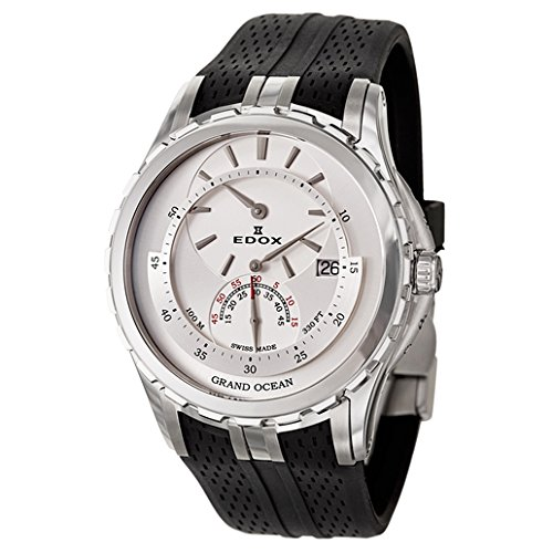 Edox Grand Ocean Regulator Automatic Men's Automatic Watch 77002-3-AIN