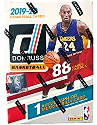 2019/2020 Panini NBA Donruss Basketball Blaster Box 1 Autograph or Memorabilia Card per Box