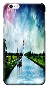 Fantastic Faye The Beautiful Wallpaper Design With Nature Scenery Dream Flower Cell Phone Cases For iPhone 6 No.16