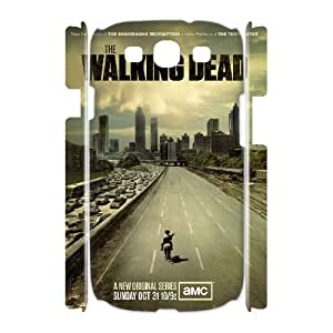 J-LV-F The Walking Dead Customized Hard 3D Case For Samsung Galaxy S3 I9300