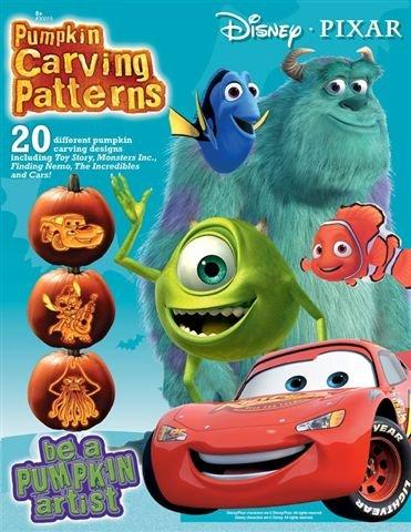Pumpkin Carving Patterns Disney Pixar]()