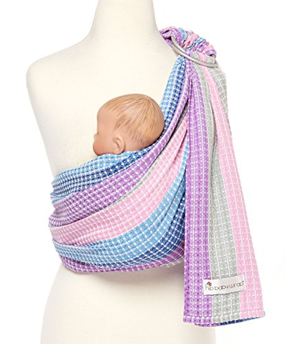 Hip Baby Wrap Ring Sling Baby Carrier For Infants And Toddlers Bay