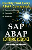 SAP ABAP Command Reference, Dennis Barrett, 0759659125
