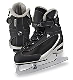 Jackson Ultima Softec Classic ST2300 Womens and Girls Figure Ice Skates - Black, Size 8