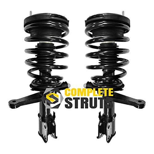 Chrysler Lhs Coil Spring - Front Quick Complete Struts & Coil Spring Assemblies Compatible with 1994-1997 Chrysler LHS (Pair)