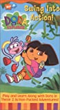 DVD : Dora the Explorer - Swing Into Action [VHS]