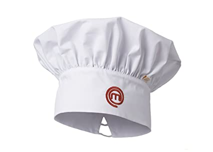 Gorro Cocinero Original Masterchef  Amazon.es  Hogar f6d3ddd286a