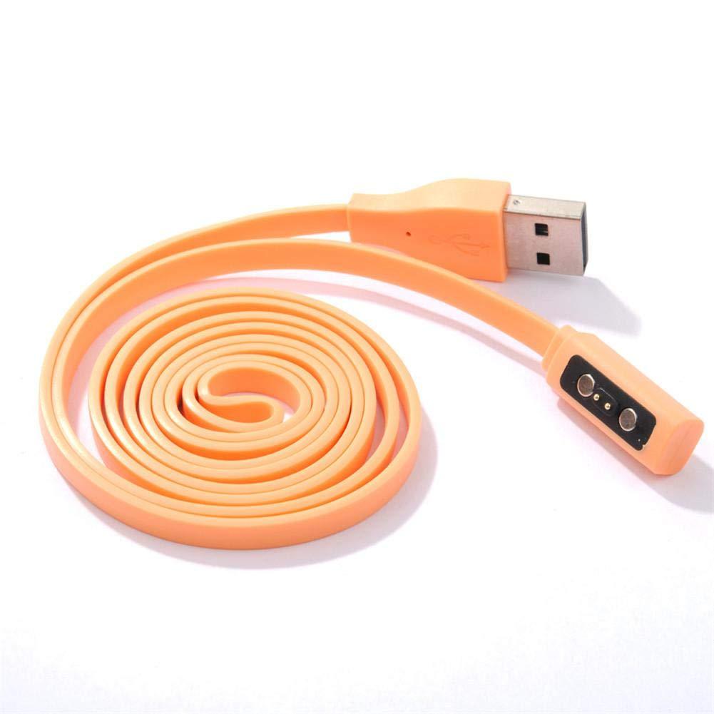 Cargador para Pebble Time, Cargador Cable USB de carga Cable para ...