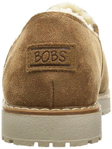 Skechers Bobs by Bobs Alpine-Black Diamond Ante Mocasín
