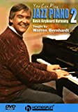 DVD-You Can Play Jazz Piano #2-Basic Keyboard Harmony