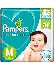 Fralda Pampers Confort Sec