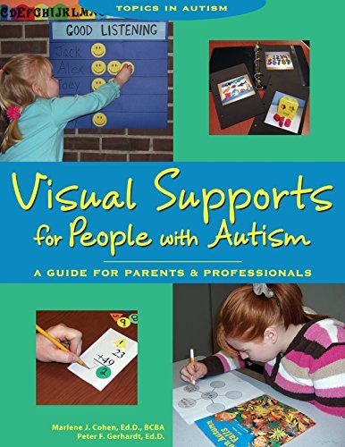 By Marlene J. Cohen Visual Supports for People With Autism: A Guide for Parents and Professionals, Second Edition (Topic (2nd Second Edition) [Paperback]