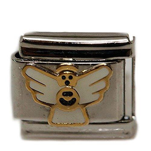 Angel Italian Link Bracelet Charm