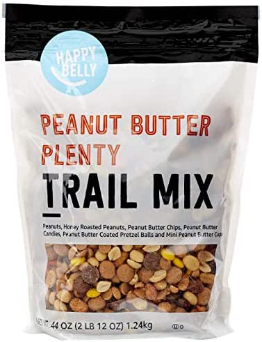 Trail Mix: Happy Belly