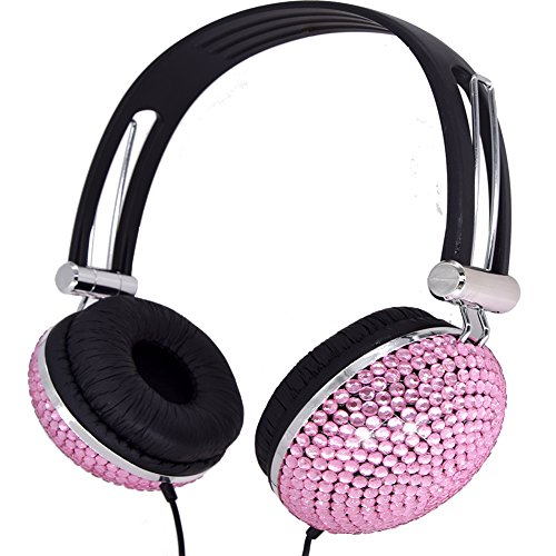 Crystal Rhinestone Bling Headphones Cancelltion product image