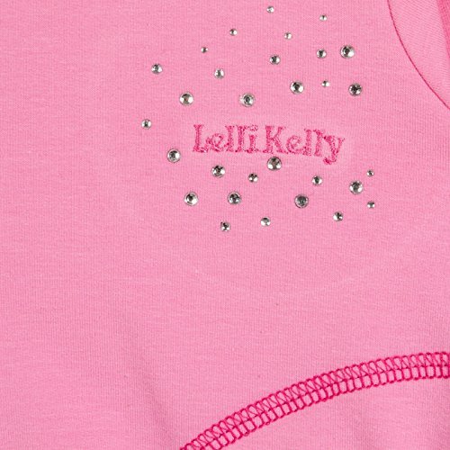 Lelli Kelly Alexa Pink Hooded Zip Top Party Time Collection 65.02.25-3 Years