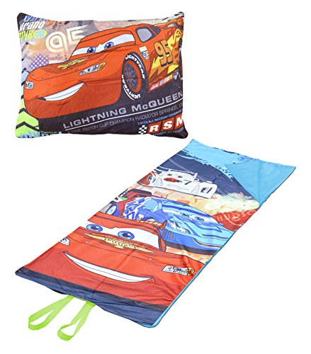 Disney Cars Pillow on The Go ()