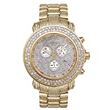 Iced Out Watches Joe Rodeo Junior Diamond Watch 19.25